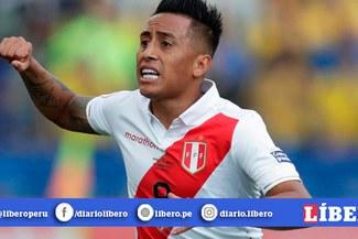 Hinchas de Santos eligieron a Christian Cueva como la mayor decepción de la temporada 2019