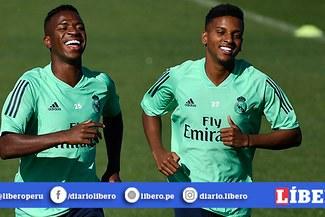 Real Madrid no cederá a sus brasileños para el Preolímpico de Colombia
