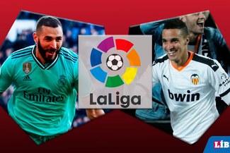 Real Madrid vs Valencia [DirecTV EN VIVO] Partidazo por la Jornada 17 de la Liga Santander