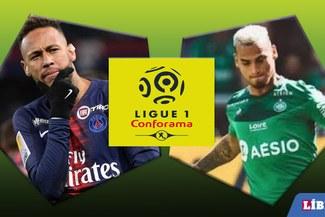 PSG vs. Saint-Étienne [EN VIVO FOX Sports] por la jornada 16 de la Ligue 1