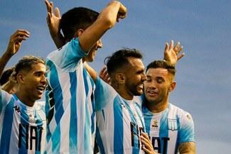Racing Club venció 2-0 a Tigre y se quedó con el Trofeo de Campeones [RESUMEN]
