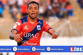 Joao Villamarín es nuevo jugador de Ayacucho FC para la temporada 2020