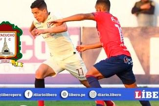 Universitario: Carlos Olascuaga jugará el próximo año en Ayacucho FC