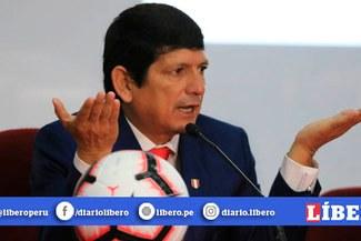 """Agustín Lozano sobre el VAR: """"La idea es usar en 2 partidos por fecha, por sorteo o los más importantes"""""""