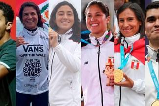 [ESPECIAL LÍBERO] Los deportistas más destacados y los mejores momentos polideportivos de Perú en el 2019