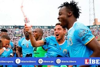 Hervé Kambou dejó Binacional y es nuevo jugador de Sport Huancayo [FOTO]