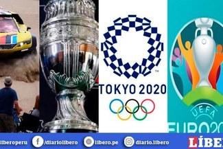 Eurocopa 2020, Tokio 2020 y todos los eventos deportivos que no te puedes perder en este año