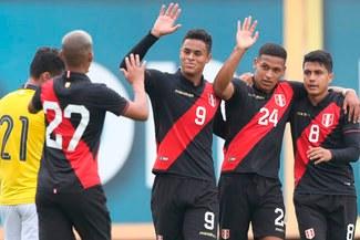 Selección Peruana Sub-23: Día, hora y canal de los partidos de la bicolor en el Preolímpico de Colombia