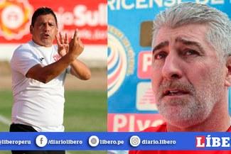 ¡Increíble! Deportivo Llacuabamba contrató a dos entrenadores a la vez