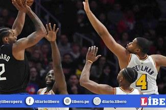Golden State Warriors perdió ante Clippers y sigue con su calvario en la NBA [VIDEO]