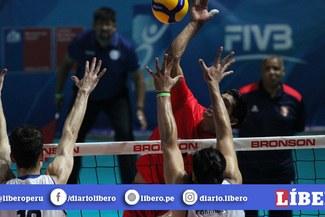 Chile venció 3-1 a Perú por el vóley masculino del Preolímpico 2020 rumbo a Tokio [RESUMEN]