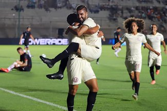 Universitario: revive el triunfo sobre Huracán con goles de Succar y Dos Santos [RESUMEN YGOLES]