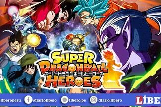 Dragon Ball Heroes: Lanzan tráiler oficial de la segunda temporada [VIDEO]