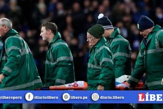 Facebook: Jugador se fractura el cráneo y se rompe el ojo en partido de la Championship de Inglaterra