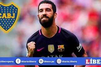 Arda Turán reveló su deseo por jugar en Boca Juniors, al no tener espacio en el Barcelona [VIDEO]