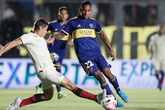 Universitario cayó 2-0 ante Boca Juniors en amistoso en San Juan