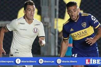 Boca Juniors fue más y venció por 2-0 a Universitario en el Torneo de Verano 2020 [VIDEO GOLES]