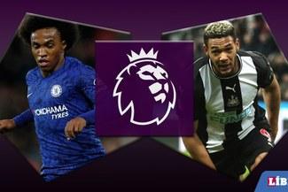 Chelsea vs Newcastle EN VIVO: por la fecha 23 de la Premier League