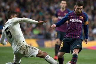 """Raphael Varane: """"Con Lionel Messi no puedes defender como lo haces con los demás"""""""