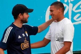 """Manuel Barreto se refirió a la partida de Fernando Pacheco al Fluminense: """"Siento mucho orgullo"""""""