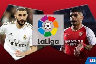 Real Madrid vs Sevilla [DirecTV EN VIVO] Partidazo por la Liga Santander