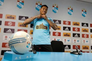 Sporting Cristal: Ray Sandoval fue presentado y se perfila como titular indiscutible