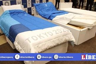 Tokio 2020: camas para deportistas de los Juegos Olímpicos serán 'anti sexo' [FOTOS Y VIDEO]