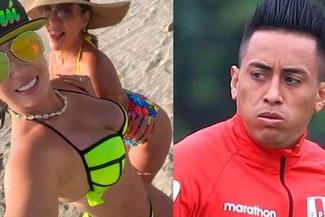 Christian Cueva: critican a su esposa por supuesto sobrepeso y ella da contundente respuesta