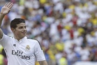 Real Madrid: James Rodríguez podría marcharse al no tener continuidad