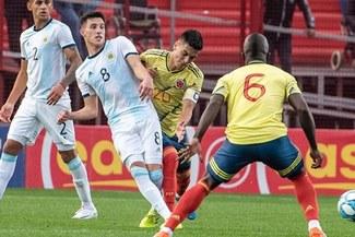 Argentina vs Colombia Sub-23 [DirecTV EN VIVO] Ganó Argentina 2-1 en Grupo A del Preolímpico