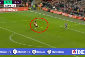 Mohamed Salah anotó el 2-0 en favor de Liverpool frente a Manchester United por la Premier [VIDEO]