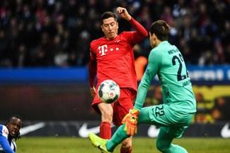 "Bayern Múnich: ""Bávaros"" golean 4 a 0 al Hertha de Berlín"
