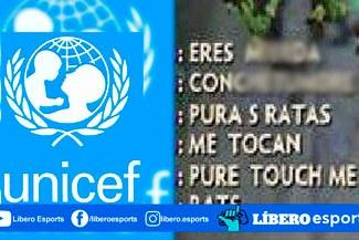 Esports | UNICEF crea campaña para eliminar la toxicidad de los videojuegos online