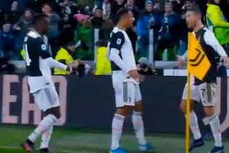 Cristiano Ronaldo y sus dos 'golazos' que le están dando la victoria a la Juventus [VIDEO]