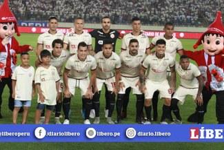 Universitario vs Carabobo: Gregorio Pérez definió once de hoy por Copa Libertadores  [FOTOS]