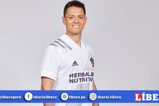 """""""Era el momento correcto"""", Chicharito Hernandez confirma su fichaje por LA Galaxy [FOTO]"""