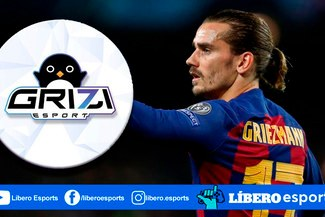 Antoine Griezmann, jugador del Barcelona, crea su propio equipo de esports