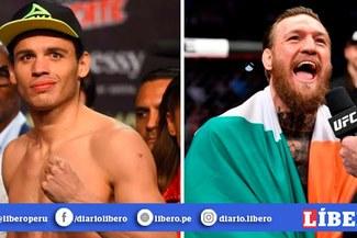 """Julio César Chávez Jr. pide un combate contra Conor McGregor: """"Lo noquearé en el octavo round"""""""
