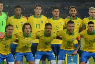 Brasil goleó 3-1 a Uruguay en la segunda fecha del Preolímpico 2020