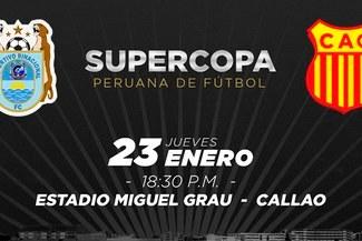 Binacional vs Grau [GOLPerú EN VIVO] ¿Cómo ver GRATIS Supercopa Perú?