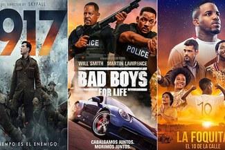 '1917', 'Bad Boys 3' y 'La Foquita': Entérate los horarios y próximos estrenos de películas en la Cartelera de [HOY]