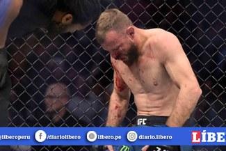 Donald Cerrone recibe suspensión médica de seis meses tras derrota en UFC 246