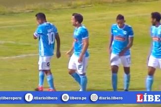 Renzo Sheput anotó golazo en el Sporting Cristal vs Mannucci en su partido de despedida [VIDEO]