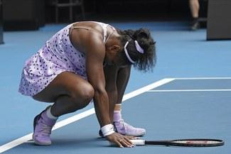 Serena Williams perdió ante Wang Qiang y protagoniza batacazo en Australian Open: quedó eliminada en 3° ronda