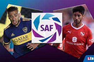 Boca vs Independiente [Fox Sports EN VIVO] Partidazo por Superliga Argentina