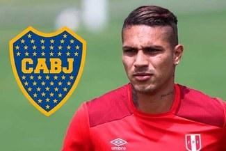Apareció el dinero: Boca Juniors y la gran posibilidad para fichar a Paolo Guerrero