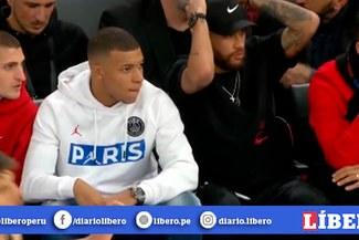 Neymar y la jugada de la NBA que lo dejó atónito [VIDEO]