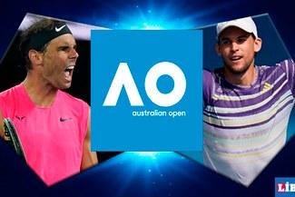 Nadal vs Thiem EN VIVO: por el pase a semifinales del Australian Open 2020
