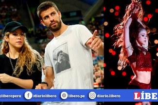 """Periodista que llamó """"esposa de Piqué"""" a Shakira causa indignación en Twitter"""