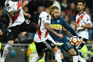 Confirmado: TAS emitió fallo sobre final de la Copa Libertadores 2018 entre River y Boca